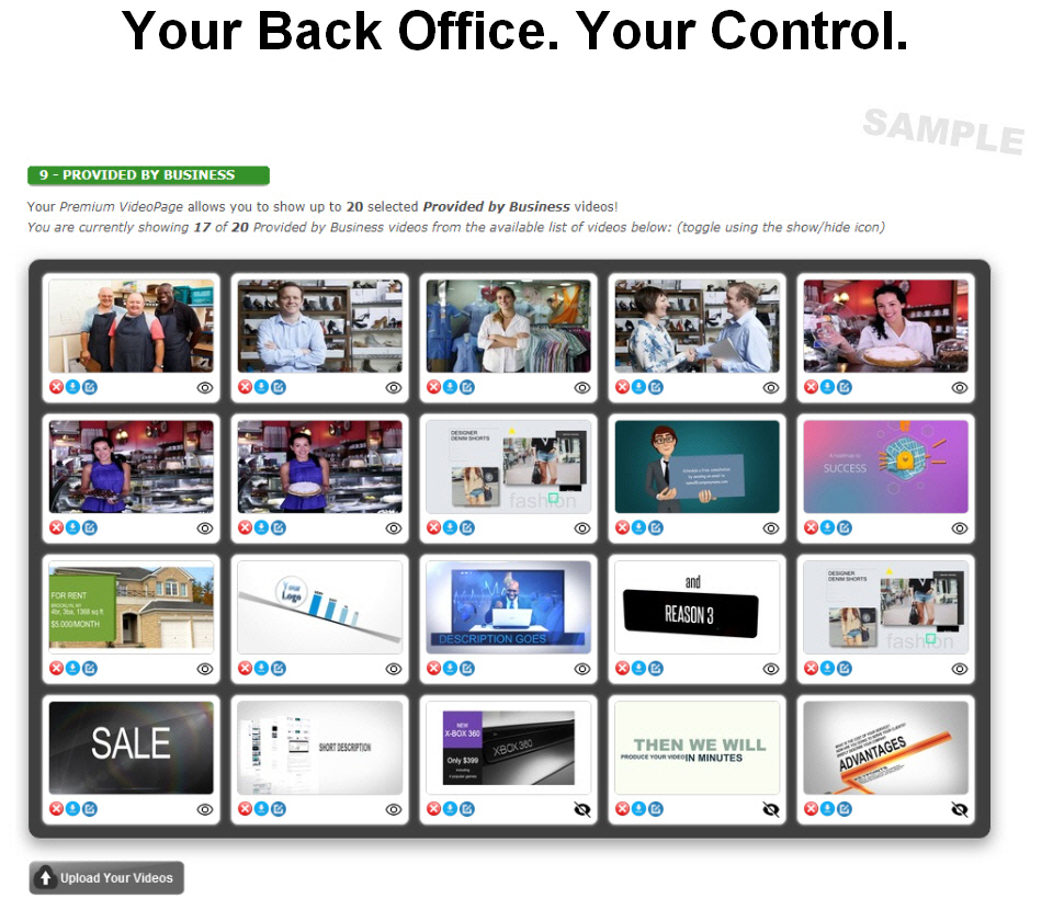 VideoPages-Back-Office-For-Your-Business