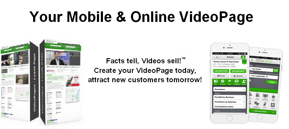 VideoPages-For-Your-Business